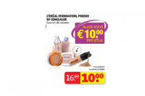 loreal foundation poeder of concealer