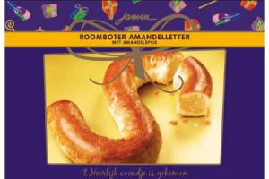 roomboter amandelletter