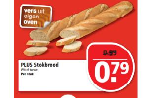 plus stokbrood
