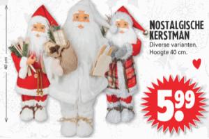 nostalgische kerstman