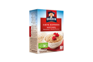 quaker oats express naturel