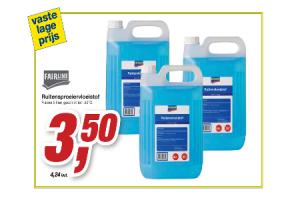 fairline ruitensproeiervloeistof flacon 5 liter