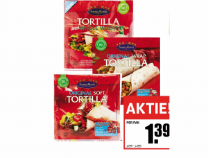 tex mex tortillas