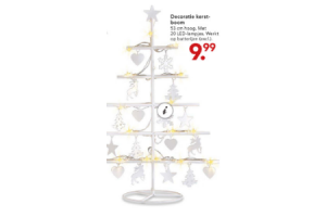 decoratie kerstboom