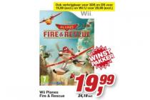 wii planes fire  rescue