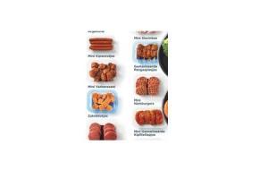 vlees kip of vis gourmet minis