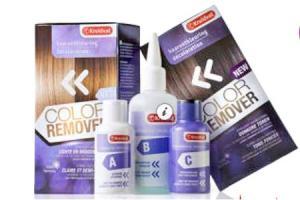 kruidvat haarontkleuring color remover