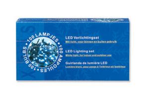 binnenverlichting 50 led lampjes warm