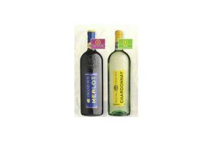 merlot sauvignon blanc of chardonnay
