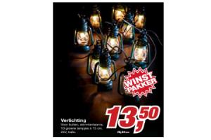 makro verlichting 10 lampjes