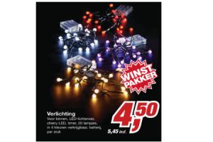 makro verlichting 20 lampjes