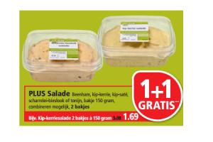 plus salade