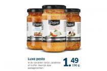 luxe pesto euro149