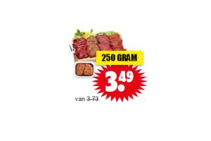 diverse steaks