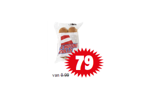 hotdog broodjes