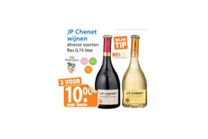 jp chenet wijnen