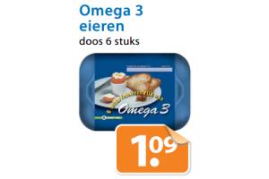 omega 3 eieren