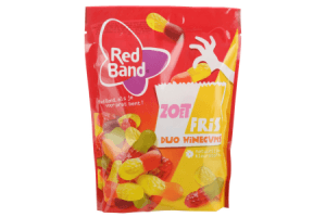 red band duo winegum zoet fris