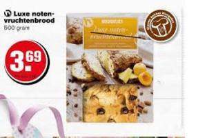 luxe notenvruchtenbrood