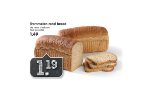 rond brood