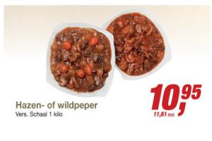 hazen  of wildpeper
