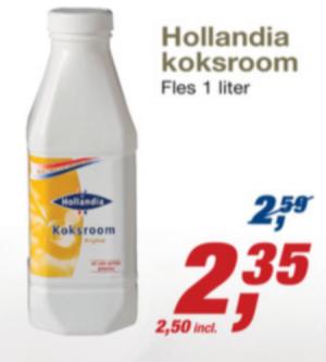 hollandia koksroom