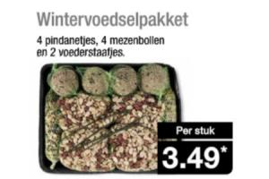 wintervoedselpakket