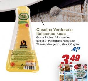 cascina verdesole italiaanse kaas