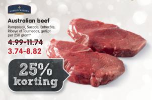 australian beef