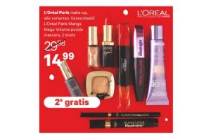 loreal paris make up