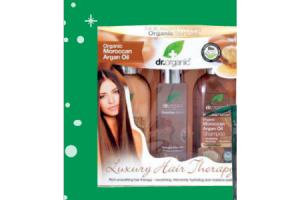 argan oil luxury hairtherapy
