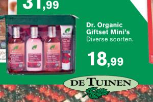 dr. organic giftset