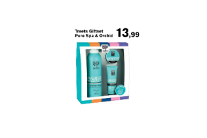 treets giftset pure spa en orchid