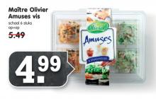 maitre olivier amuses vis