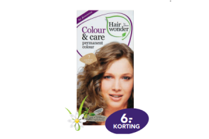 hairwonder colour  care haarkleuring