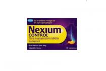 nexium control 20 mg