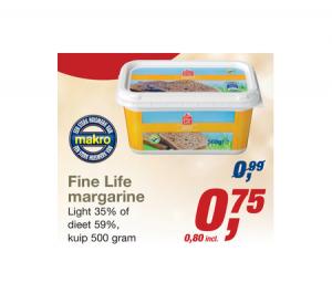 fine life margarine