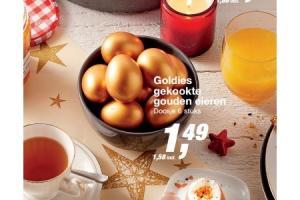 goldies gekookte gouden eieren