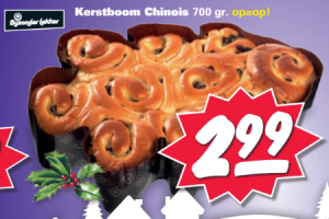 kerstboom chinois