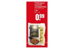 poldergoud gourmet aardappeltjes