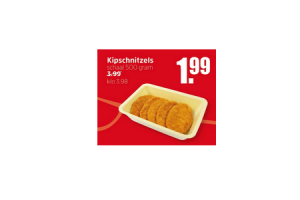 kipschnitzels