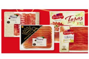 campofrio of fiorucci italiaanse vleeswaren