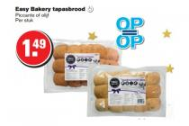 easy bakery tapasbrood