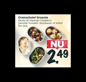 ovenschotel groente