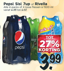 pepsi sisi 7up of rivella 4 pack