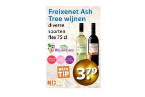 freixenet ash tree wijnen