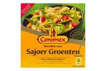 conimex boemboe voor sajoer groenten