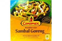 conimex boemboe voor sambal goreng