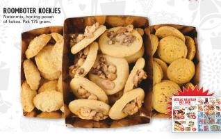 roomboter koekjes