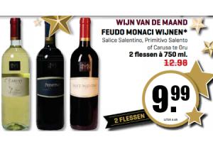 feudo monaci wijnen
